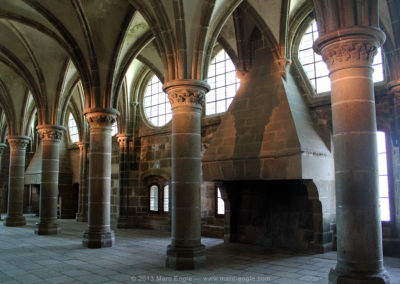 Mont Saint-Michele Hall