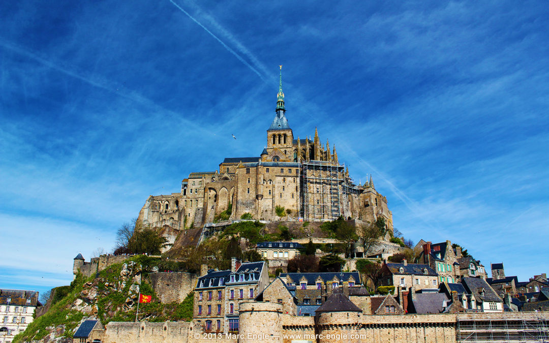 Le Mont-Saint-Michel