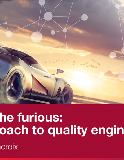 Fast without the furious - the agile approach to quality engineering _ Fb-Li