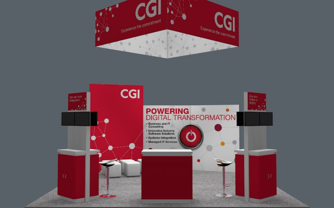 Trade Show Booth and Graphics Design